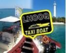 LHOOQ - Taxi boat, Visite au Phare Amédée - Nouméa