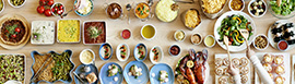 Un melting pot de saveurs pour tous les goûts ! Vous avez envie de quoi ? Cuisine calédonienne, d'Asie, d'Italie, Tables d'hôte, Snacks, Restaurants gastronomiques