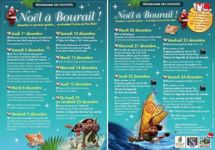 Noël à Bourail !