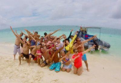 Facilités - MANA NAUTIQUE - Excursions à l'Ilôt Brosse et Taxi Boat - Ile des Pins - Nouvelle-Calédonie