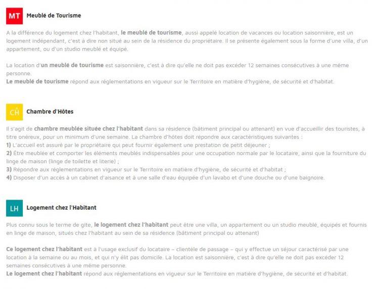 Tarifs - ASSOCIATION HNA HLAPA-Logements labellisés chez l'habitant-Gîtes et Chambres d'hôtes-Nouméa - Nouvelle-Calédonie