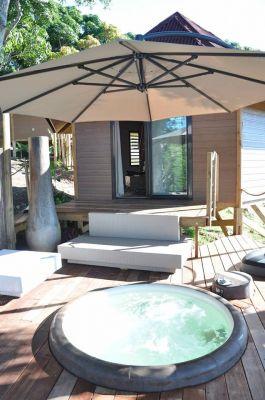 Facilités - LODGE TERRE DE SOLEIL - Gîte, chambre et table d'hôtes - Farino - Nouvelle-Calédonie
