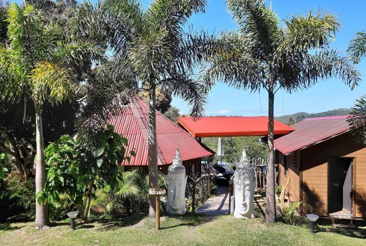 Offres spéciales - LODGE TERRE DE SOLEIL - Gîte, chambre et table d'hôtes - Farino - Nouvelle-Calédonie