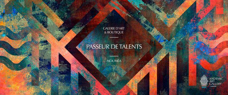 Offres spéciales - ANDEMIC ART GALLERY - Exposition vente d'artistes de Nouvelle-Calédonie et du Pacifique - Nouméa - Nouvelle-Calédonie