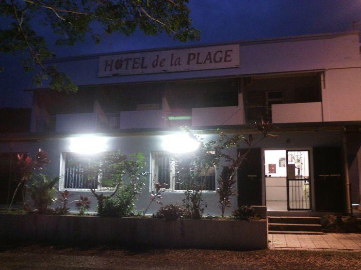 Tarifs - HOTEL DE LA PLAGE - Poindimié - Nouvelle-Calédonie