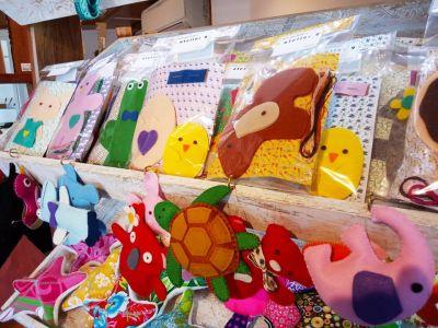 Pour les enfants - LES ARTS DU PACIFIQUE - Souvenirs 100% local - Nouvelle-Calédonie - Nouvelle-Calédonie