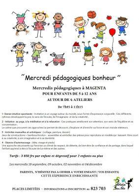 Pour les enfants - PATRICIA ESPACE BIEN ETRE EN FAMILLE - Yoga & massages - Nouméa - Nouvelle-Calédonie
