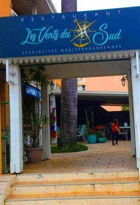 Facilités - LES VENTS DU SUD - Restaurant méditerranéen - Nouméa - Nouvelle-Calédonie