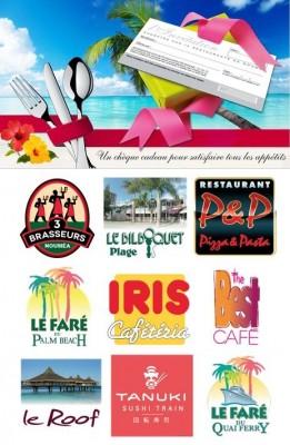 Affiliations - LE BILBOQUET PLAGE - Restaurant, Brasserie - Nouméa - Nouvelle-Calédonie