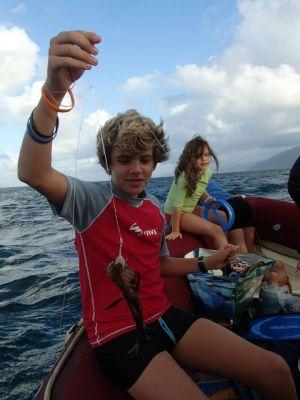 Pour les enfants - LHOOQ - Taxi boat, Visite au Phare Amédée - Nouméa - Nouvelle-Calédonie