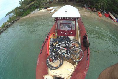 Facilités - LHOOQ - Taxi boat, Visite au Phare Amédée - Nouméa - Nouvelle-Calédonie