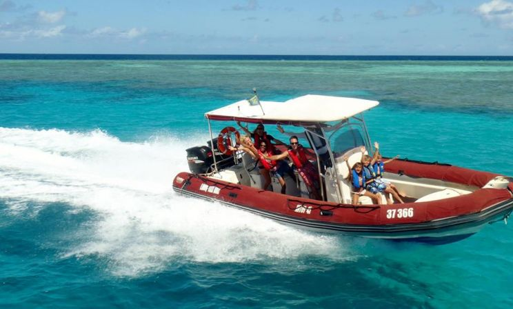 Offres spéciales - LHOOQ - Taxi boat, Visite au Phare Amédée - Nouméa - Nouvelle-Calédonie
