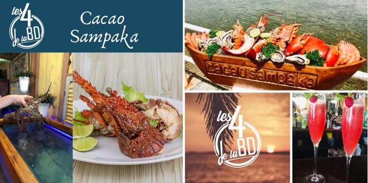 Offres spéciales - CACAO SAMPAKA - Restaurant cuisine du monde - Nouméa - Nouvelle-Calédonie