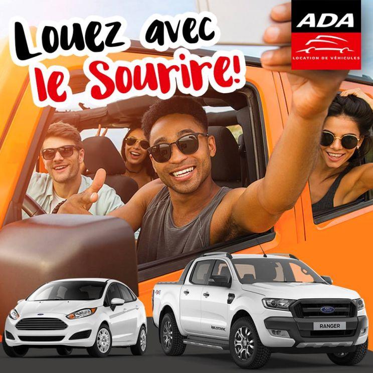 Offres spéciales - ADA - Location de voiture - Nouméa - Nouvelle-Calédonie