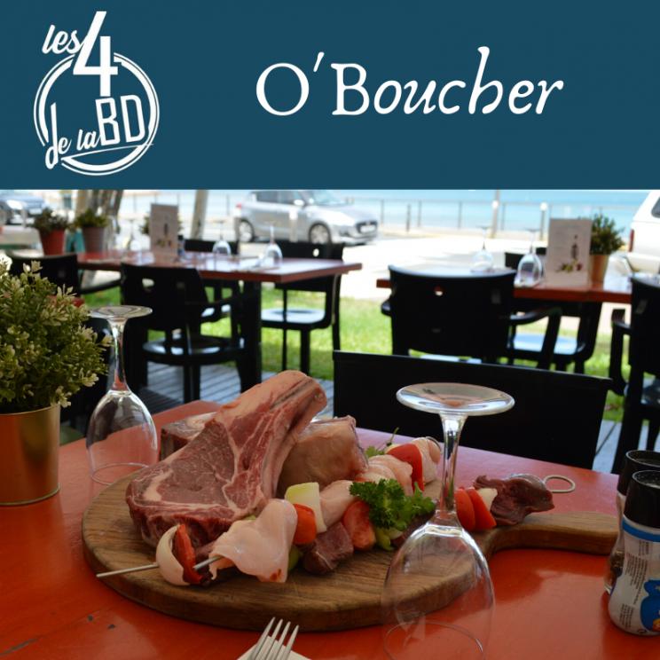 Tarifs - O'BOUCHER - Restaurant - Nouméa - Nouvelle-Calédonie