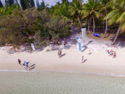 Pour les enfants - GITE NATAIWATCH & Camping, Restaurant - Ile des Pins - Nouvelle-Calédonie