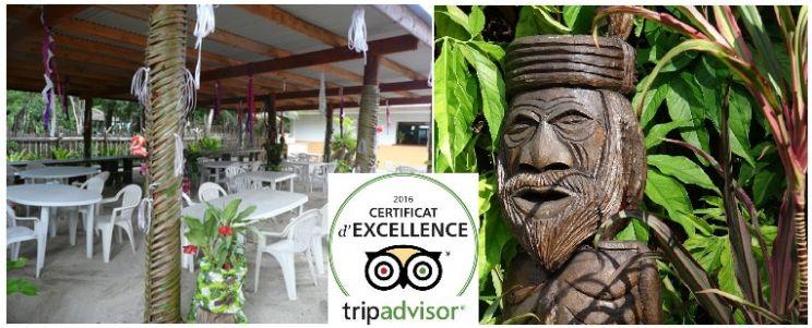 Offres spéciales - GITE NATAIWATCH & Camping, Restaurant - Ile des Pins - Nouvelle-Calédonie