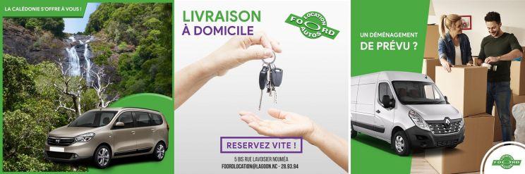 Offres spéciales - FOORD LOCATION - Location voitures et utilitaires - Nouméa - Nouvelle-Calédonie