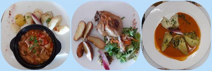 Offres spéciales - ENTRE TERRE ET MER - Restaurant - Spécialités françaises et poissons - Nouméa - Nouvelle-Calédonie