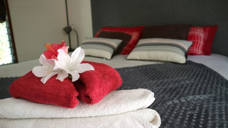 LEZARD HOME - Chambres et table d'hôtes - Païta