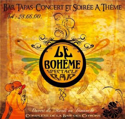 LE BOHEME - Bar Concerts Spectacles & Tapas - Nouméa - Photo 1 - Nouvelle-Calédonie