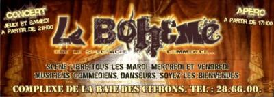 LE BOHEME - Bar Concerts Spectacles & Tapas - Nouméa - Photo 2 - Nouvelle-Calédonie