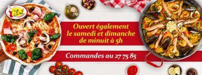 LA TABLE DE SANCHEZ - Cuisine espagnole, Restaurant, Snack, Pizzas & Paella - Nouméa - Photo 1 - Nouvelle-Calédonie