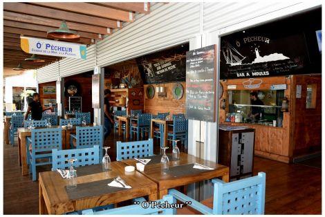 O'PÊCHEUR - Restaurant  - Spécialités de la mer -  Food Court