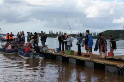 CALÉDONIE CHARTER - Nouvelle-Calédonie : observation des baleines à bosse de Juillet à Septembre - Photo 2 - Nouvelle-Calédonie