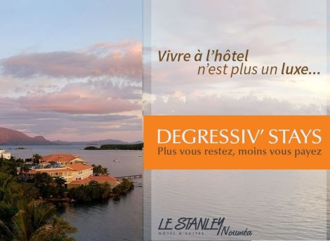HOTEL LE STANLEY & SUITES - Nouméa