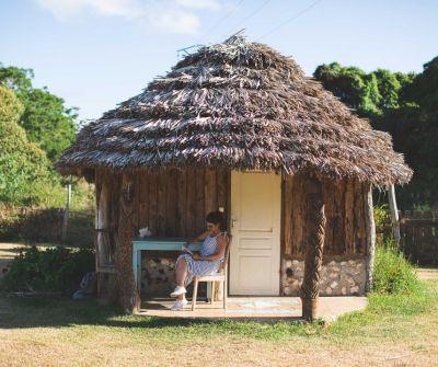 GITE LES 3 BANIANS - Chez Jacques et Rosemarie Apikaoua - Ile des Pins - Photo 6 - Nouvelle-Calédonie