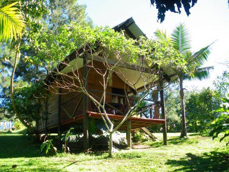 LES BANCOULIERS - Table et chambre d'hôtes, accueil chez l'habitant et camping - Farino