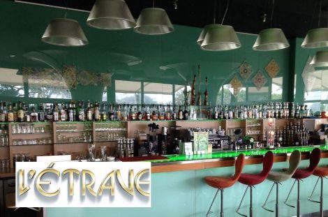 L'ÉTRAVE - Bar à cocktails, Café, Bar de nuit - Nouméa