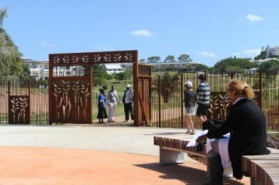 Parc municipal Georges-Brunelet du Receiving - Nouméa - Photo 1 - Nouvelle-Calédonie