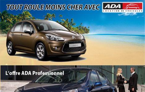 ADA - Location voiture - Koné