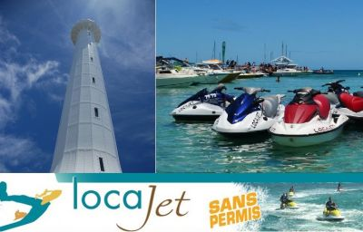 LOCAJET - Location et Randonnées Jetski - Flyboard -  Nouméa - Photo 1 - Nouvelle-Calédonie