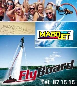 MABOJET - Location et randonnées de moto marine-FLYBOARD - Nouméa - Photo 2 - Nouvelle-Calédonie