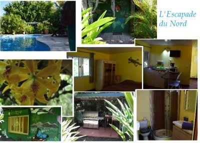ESCAPADE DU NORD  - Chambre d'hôte - Koumac - Photo 2 - Nouvelle-Calédonie