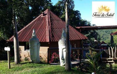 LODGE TERRE DE SOLEIL - Gîte, chambre et table d'hôtes - Farino - Photo 1 - Nouvelle-Calédonie
