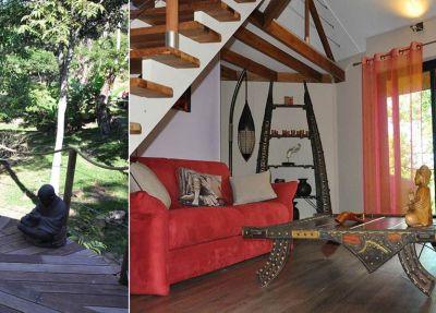 LODGE TERRE DE SOLEIL - Gîte, chambre et table d'hôtes - Farino - Photo 3 - Nouvelle-Calédonie
