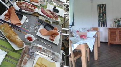 LODGE TERRE DE SOLEIL - Gîte, chambre et table d'hôtes - Farino - Photo 5 - Nouvelle-Calédonie