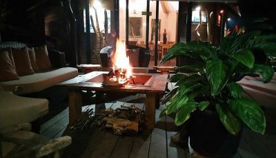 LODGE TERRE DE SOLEIL - Gîte, chambre et table d'hôtes - Farino - Photo 6 - Nouvelle-Calédonie