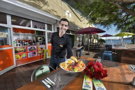 LE FARÉ DU QUAI FERRY - Snack, restaurant, crêperie - Gare maritime - Nouméa