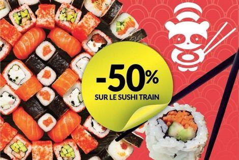 TANUKI SUSHI TRAIN - Restaurant japonais - Nouméa