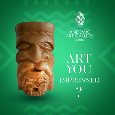 ANDEMIC ART GALLERY - Exposition vente d'artistes de Nouvelle-Calédonie et du Pacifique - Nouméa - Photo 3 - Nouvelle-Calédonie