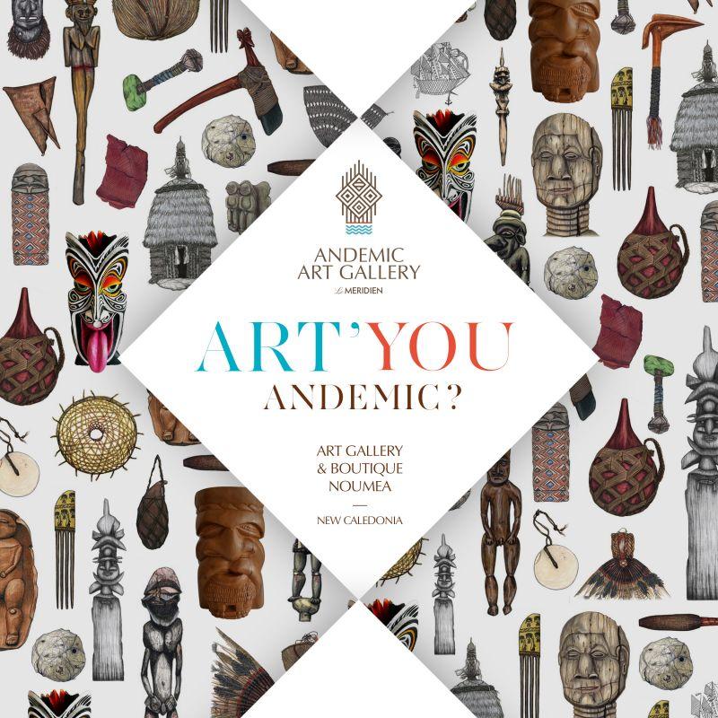 andemic art gallery exposition vente d artistes de nouvelle caledonie et du pacifique