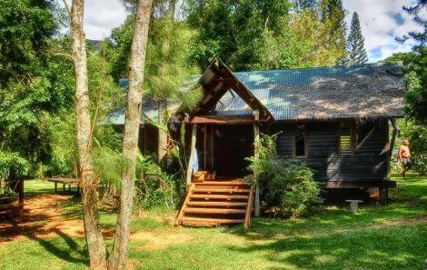 CAMPING DE GAÏA - Dumbéa - Nouvelle-Calédonie
