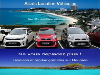 ALV - Alizés Location Véhicules, Voitures & Scooter - Nouméa - Photo 1 - Nouvelle-Calédonie