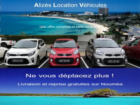 ALV - Alizés Location Véhicules, Voitures & Scooter - Nouméa