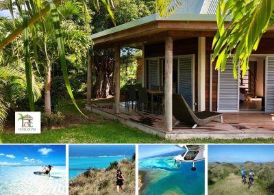 HOTEL DE POÉ - RESTAURANT LE CAP - Photo 1 - Nouvelle-Calédonie